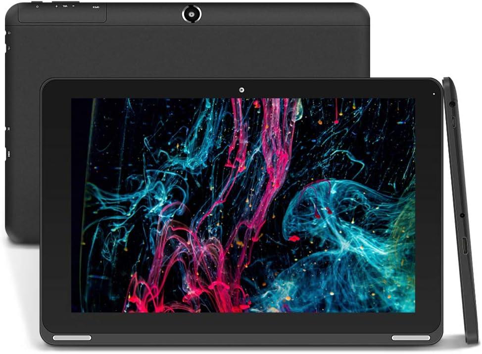 Tablet PC 10.1 Pulgadas Android WiFi YUNTAB, Procesador de Cuatro ...