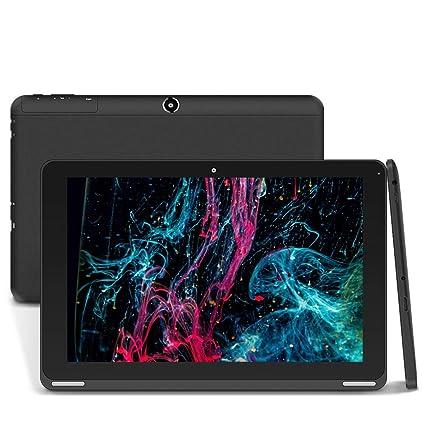Tablet PC 10.1 Pulgadas Android WiFi YUNTAB, Procesador de Cuatro Núcleos, 16 GB de Memoria, 1 GB de RAM, Batería 6000mAh, Doble cámara / ...