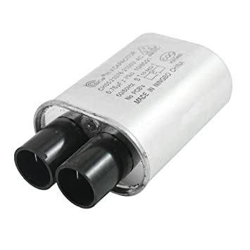 Amazon.com: IIVVERR AC 2100V 0.76uF 3% 50/60Hz Cylindrical ...