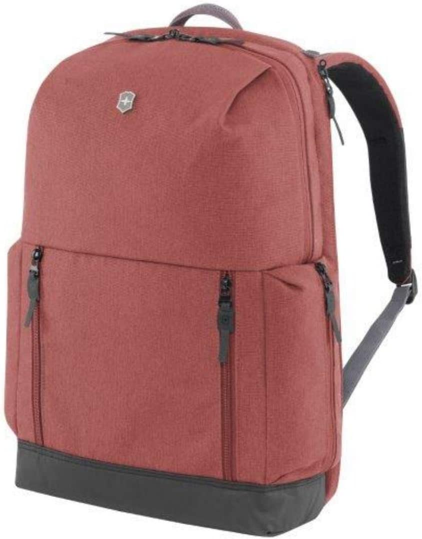 Victorinox Altmont Classic Deluxe Laptop Backpack with Bottle Opener, Burgundy, 18.5-inch