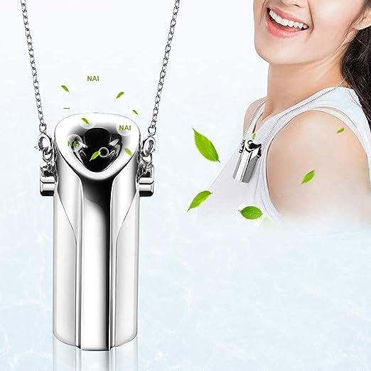 AirTamer ABS - Generador de iones negativos para eliminar gérmenes, polvo, virus, bacterias, alérgenos, moho, olores, más piel dura: Amazon.es: Iluminación