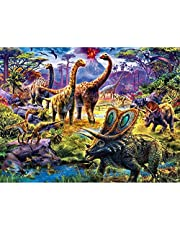 DIY Diamond Arts Embroidery Home Decor 30 X 40cm Ainany 5D Diamond Painting Kits for Adult Colorful Cheetah