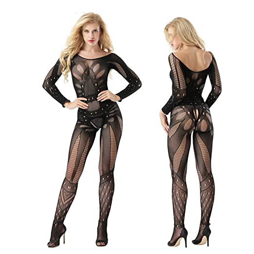 Stocking lingerie pic