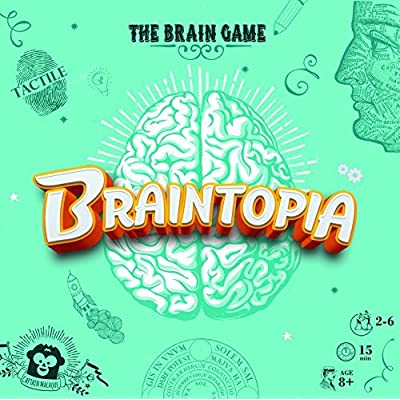 Braintopia: Toys & Games