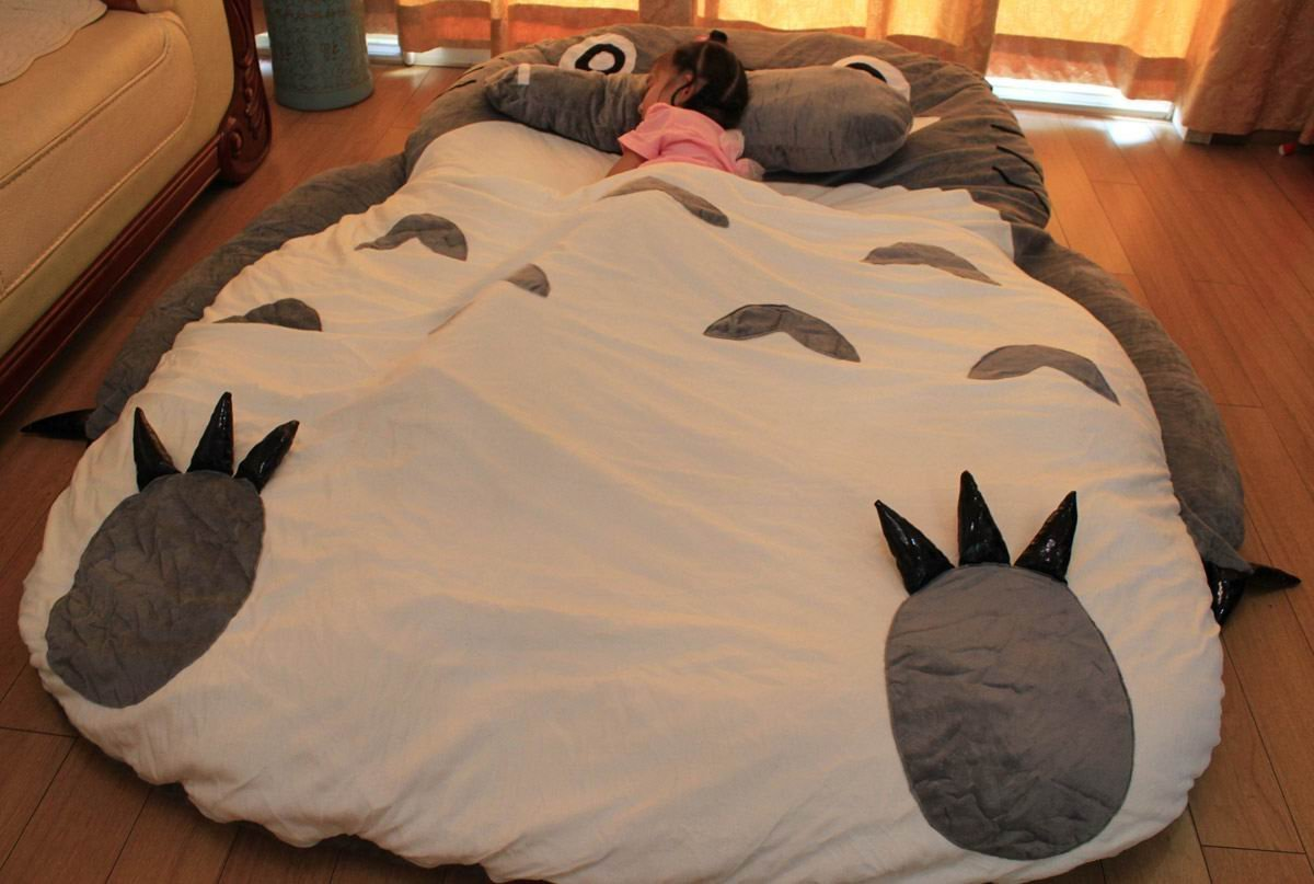 Totoro Bed Pixshark Com Images Galleries With A Bite Interiors Inside Ideas Interiors design about Everything [magnanprojects.com]