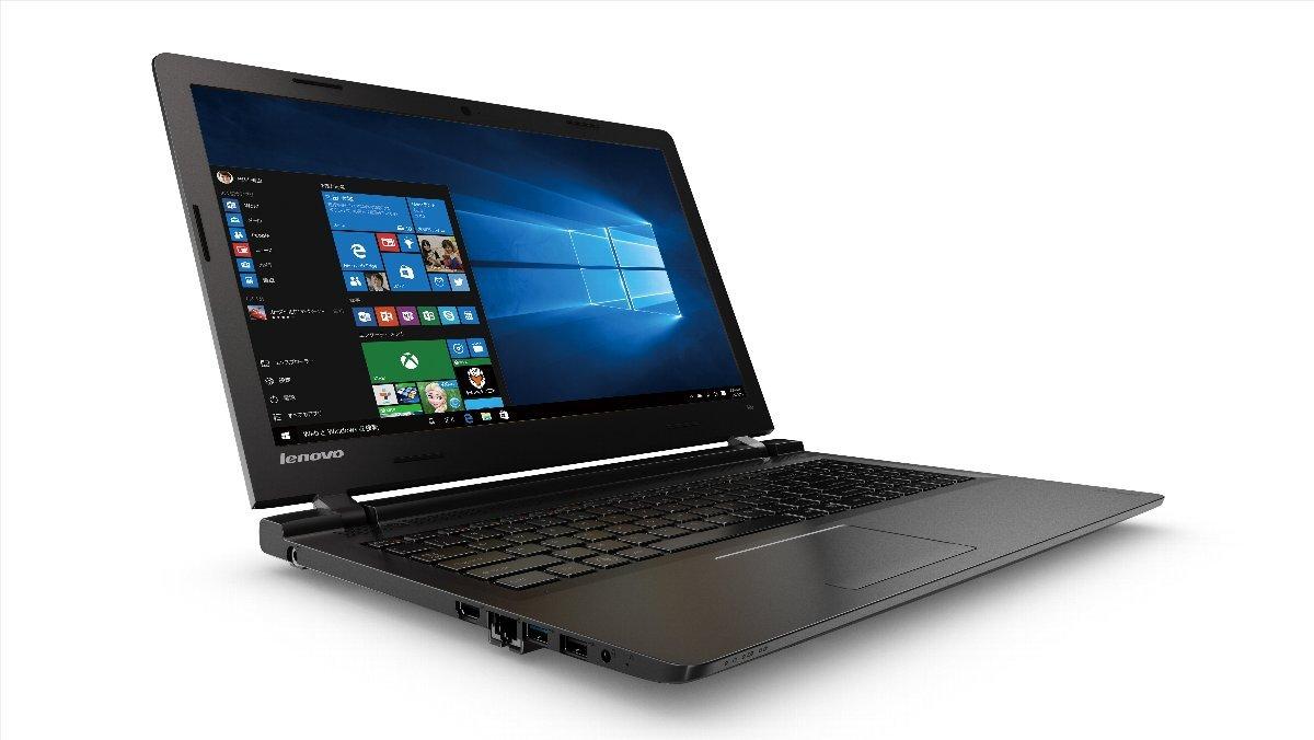 注目の Lenovo 3215U ノートパソコン 10 Celeron IdeaPad 100 80QQ00QTJP/ Windows 10 Home 64bit/ 15.6インチ/ Celeron 3215U/ エボニーブラック B01J0U73XC, テラドマリマチ:cfa515e4 --- arianechie.dominiotemporario.com