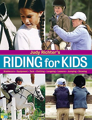 Judy Richter's Riding for Kids: ...