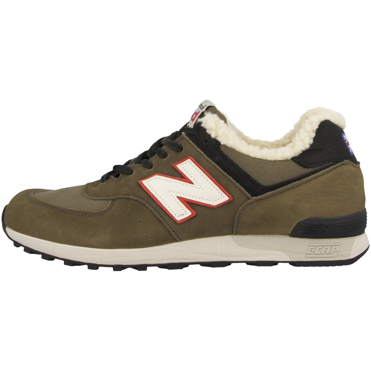 best loved 366b2 5981c New Balance M 576 MOD Made in UK Schuhe army green - 47, 5 ...