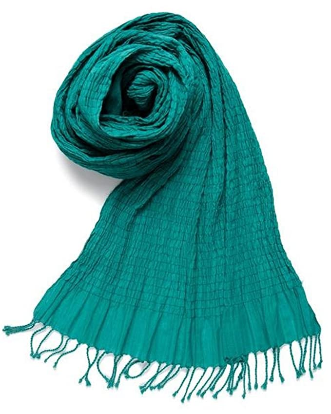 74492230c6b9 Freeset Handloomed Fair Trade Weekender 95% Cotton and 5% Lycra Scarf