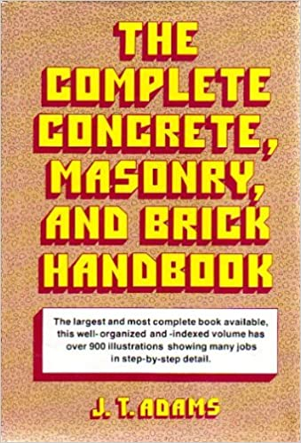 ##INSTALL## The Complete Concrete, Masonry, And Brick Handbook. banning credit Choose Fiscal directly CLICK Latin