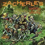 Zacherle's Monster Gallery (Clear with Green Swirl Vi