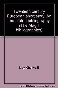 Twentieth Century European Short Story (The Magill bibliographies)
