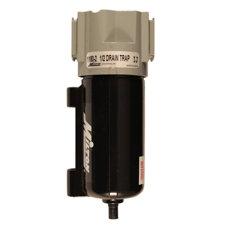 Milton S-1180-2 1/2'' NPT Condensate Drain