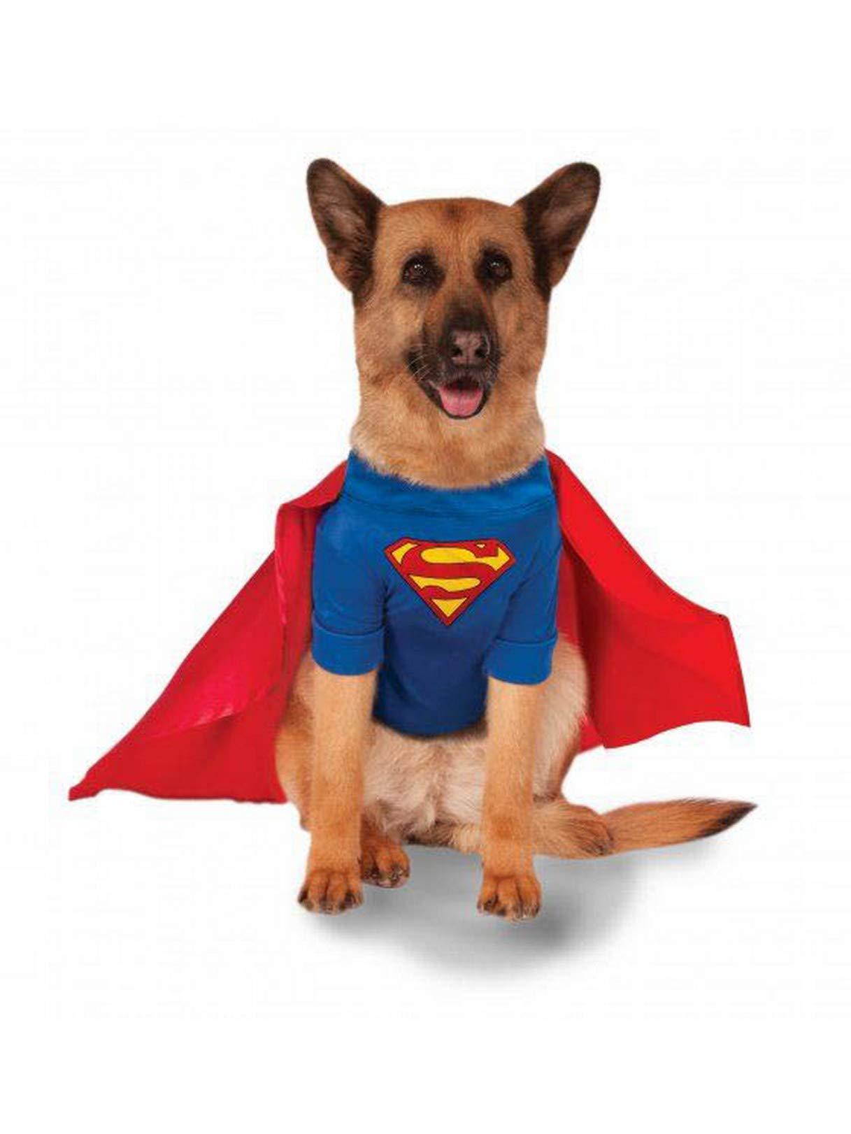 Rubie's Big Dog Superman Dog Costume by Rubie's