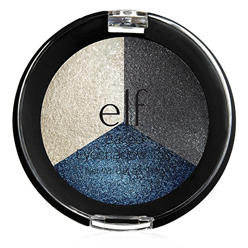 e.l.f. Studio Baked Eyeshadow Trio 81294 Smoky Sea