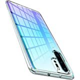Spigen Liquid Crystal Works with Huawei P30 Pro Case (2019) - Crystal Clear