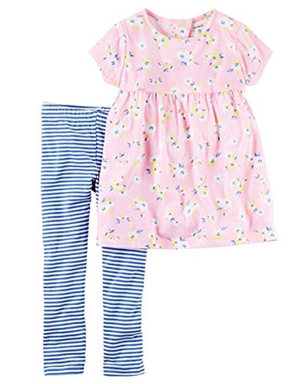 Carters Girls 2 Pc Playwear Sets 259g342 Carters
