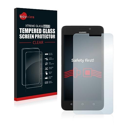 14 opinioni per Savvies Schermo Vetro Huawei Y635 Pellicola Vetro Temperato, Vetro Protettivo-
