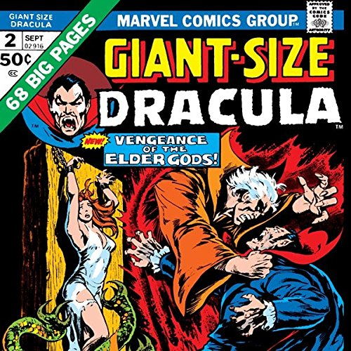 Giant-Size Dracula (1974) (Issues) (4 Book Series)