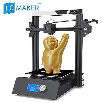 Kit de impresora 3D con cama caliente, reanudar la impresión de la ...