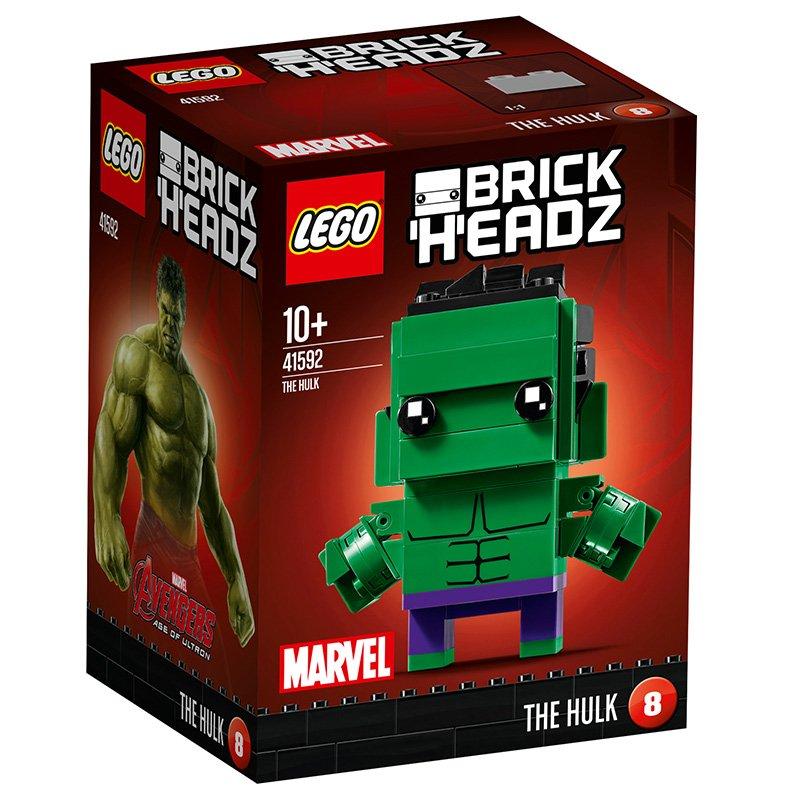 BH IP Hulk LEGO