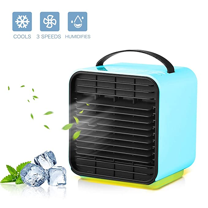 Oneisall Portable Air Conditioner Cooler Fan