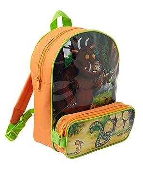 f14a596bcc Gruffalo Backpack - Boys or Girls Kids Backpack   Nursery School Bag  Rucksack Travel Bag with