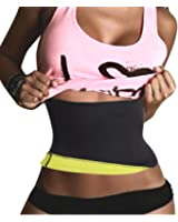 Ursexyly Hot Sweat Shaper Sports Waist Trainer, Correct Use for a Better Result