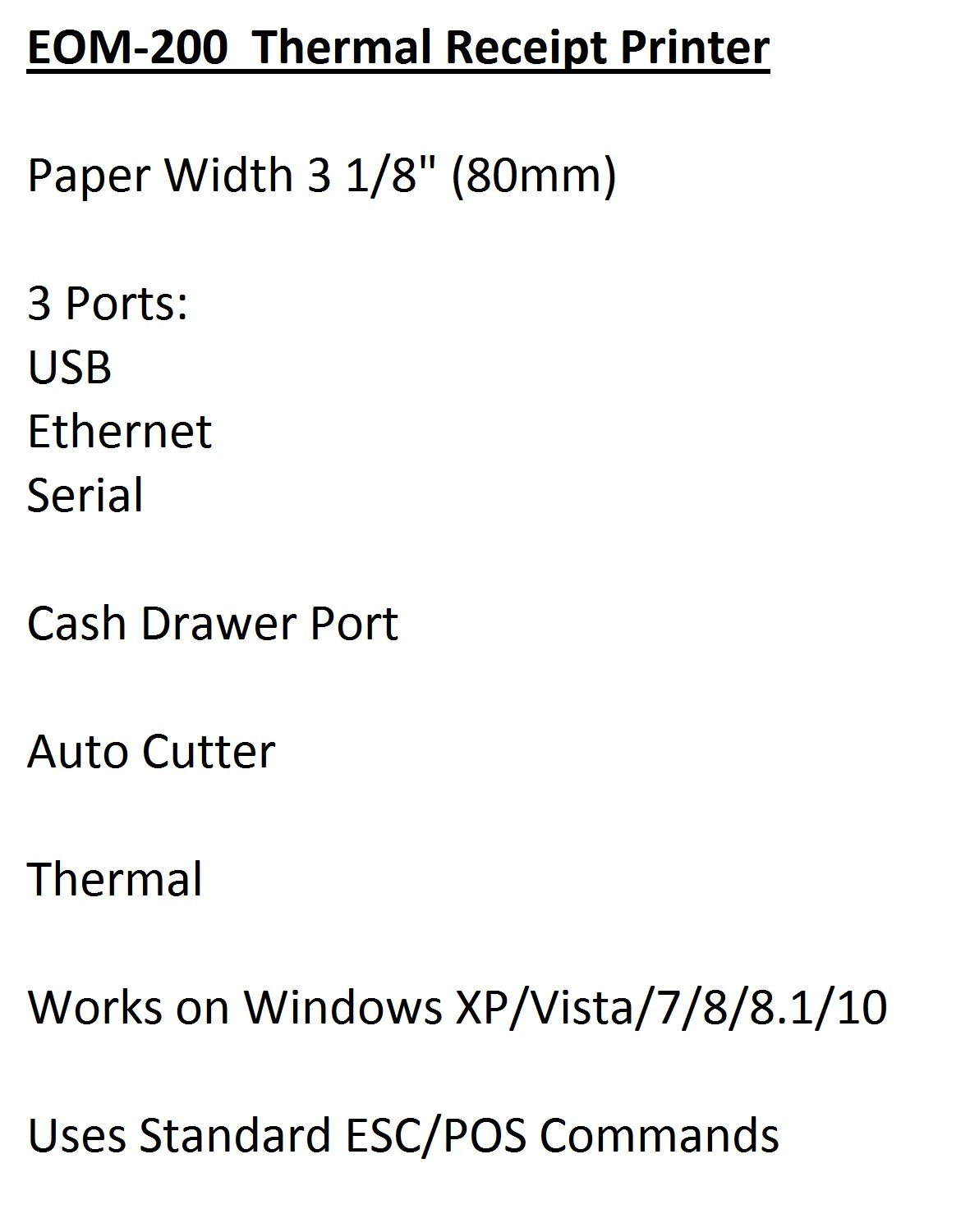Pos Printer Paper Not Cutting