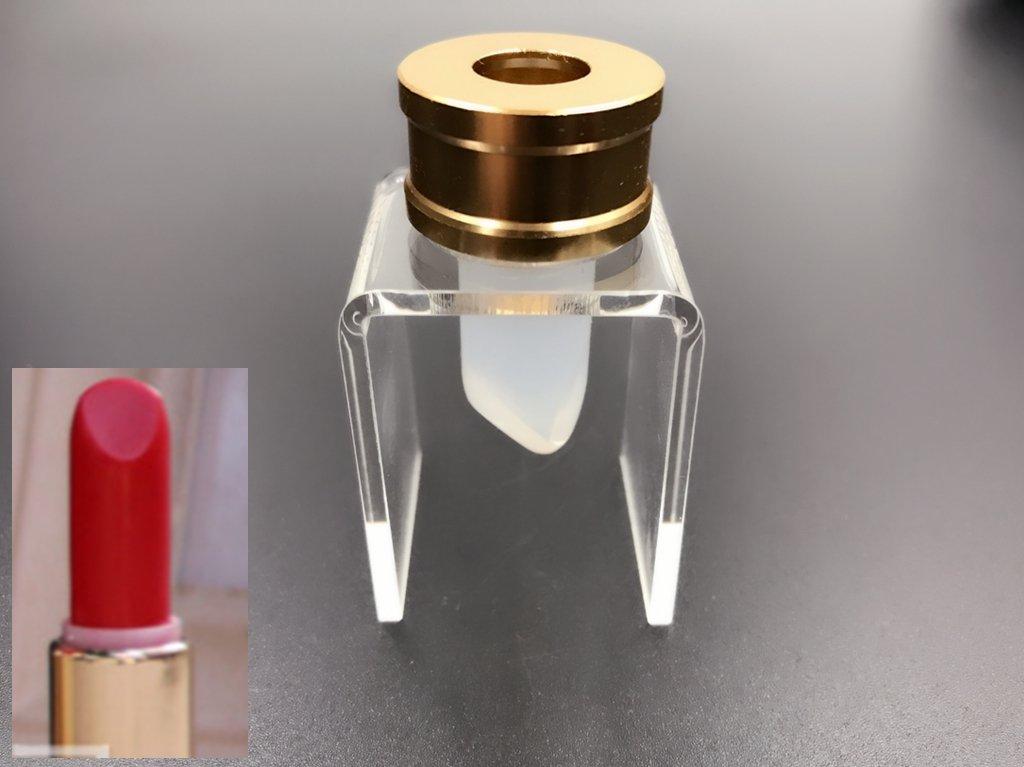 Amazon.com : Kloud City Pack of 4 DIY Red Bullet Shape Empty ...