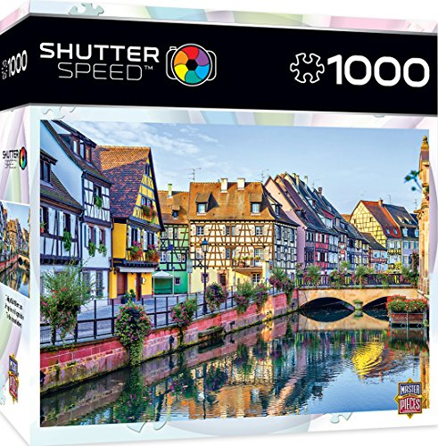 MasterPieces Shutter Speed Delightful Afternoon Jigsaw Puzzle, 1000-Piece