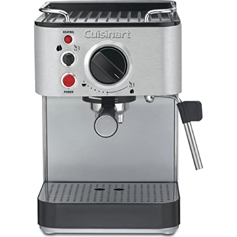 Amazon.com: Cuisinart em-100 1000-Watt 15-Bar cafetera de ...