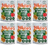 Whisps Parmesan Tomato Basil (2.12oz) 6 Pack