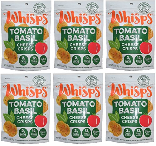 Whisps Parmesan Tomato Basil (2.12oz) 6 Pack For Sale
