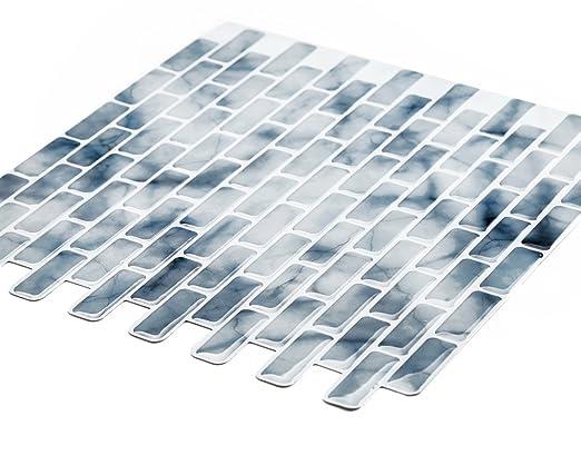 """Cocotik alta calidad 10 """"x10"""" azulejos de pared vinilo ..."""