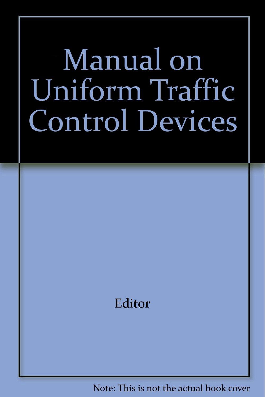 Download MNL on Uniform Traffic Control Devices pdf epub