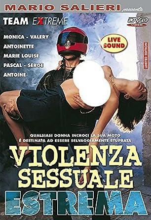 bccd9deb79 Violenza Sessuale Estrema Extreme Sexual Violence - Mario Salieri - EUR40:  Amazon.ca: DVD