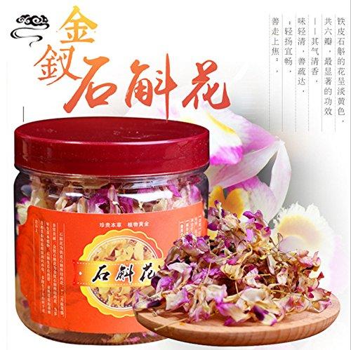 Aseus 2017 Yunnan Ecological Imitation Of Wild Dendrobium Nobile Flower Of Dendrobium Candidum Flower Planting Flowers And Tea Health Enhancing Herbal Tea