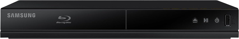 Samsung BD-J4500R/ZF - Lector BLU-Ray con USB 2.0, Color Negro ...