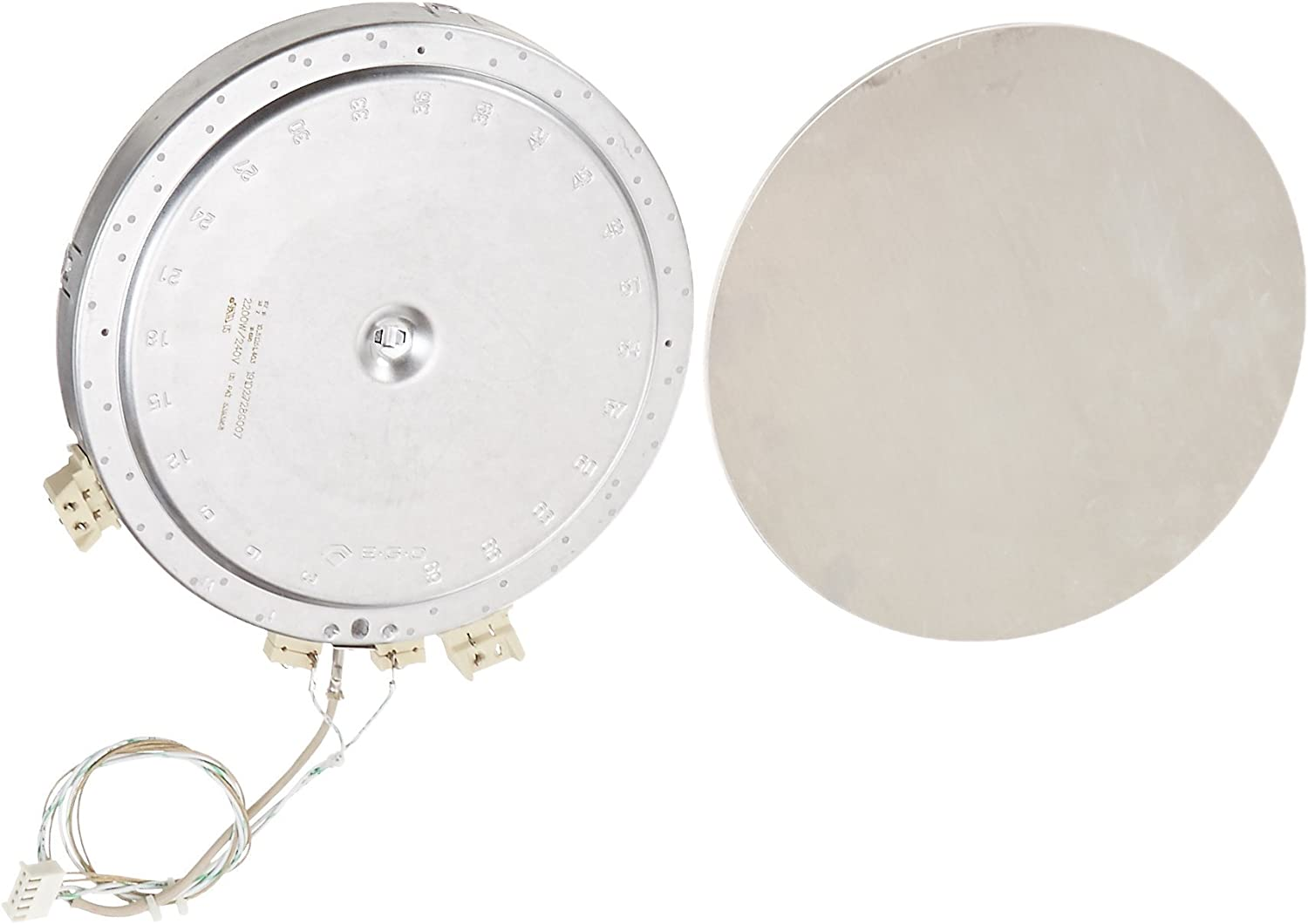 General Electric WB30T10080 Radiant Surface Element