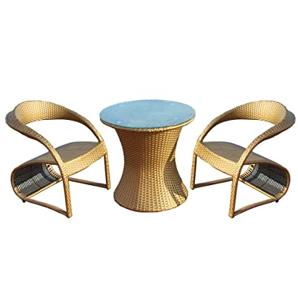 Sedie E Tavoli Da Giardino In Vimini.Balcone Giardino Sedia In Vimini Mobili Da Giardino In