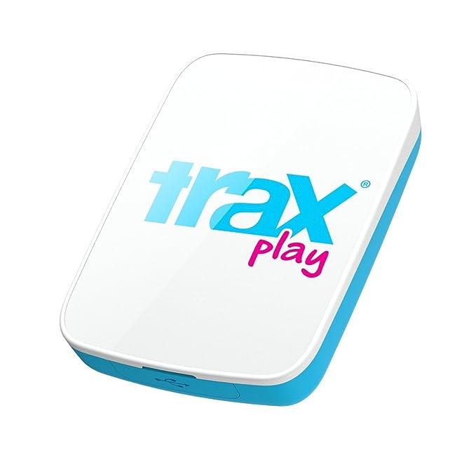 Localizador GPS Trax Play T140007 Color Azul para los niños ...