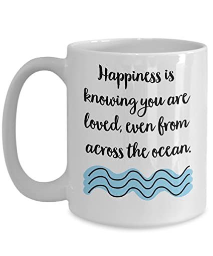 Amazon Long Distance Relationship Mug