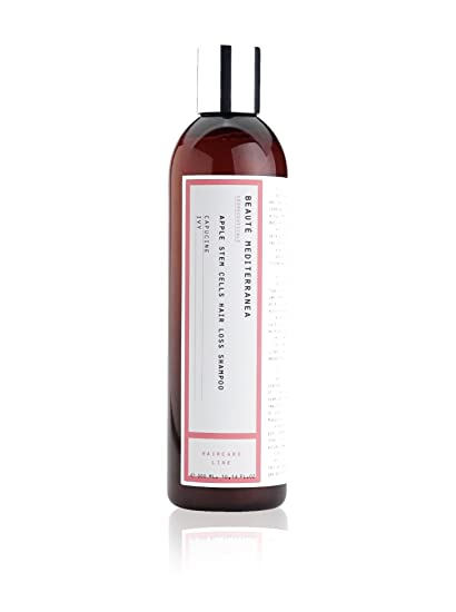 Beauté Mediterranea Champú Anticaida Apple Stem Cells 300 ml