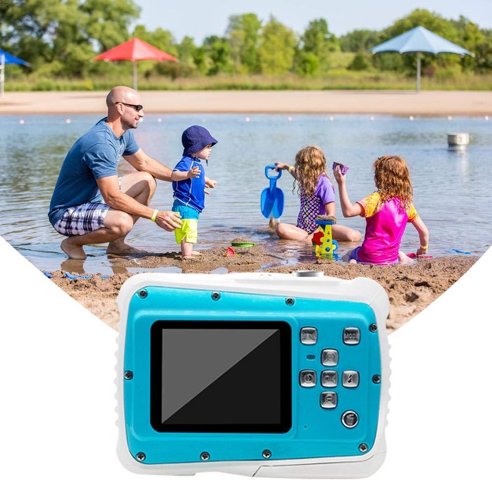 tienda de venta Goodtimera - - - Cámara de vídeo subacuática para niños (PanTalla Digital de 8 , Zoom Digital de 2,0 , Tarjeta SD de 32G)  marca en liquidación de venta