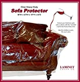 laminet cover - LAMINET Sofa Cover - Clear