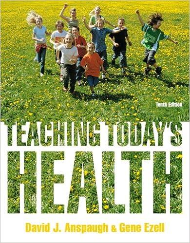 Amazon.com: Teaching Today's Health (10th Edition) (9780321793911 ...