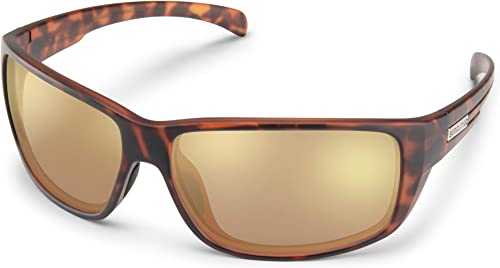 Suncloud Milestone Polarized Sunglass with Polycarbonate Lens