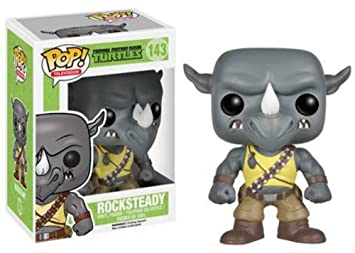 FUNKO Pop! TV: Teenage Mutant Ninja Turtles - Rocksteady ...