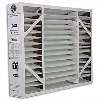 Lennox 20x25x5 Merv 11 Furnace Filter